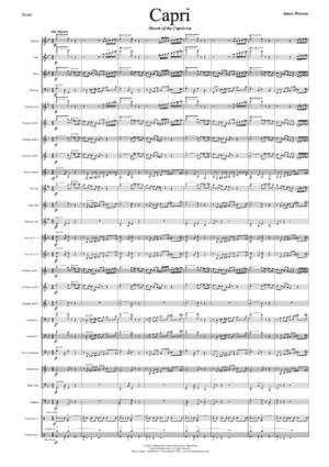 Capri Harmonie Orkest
