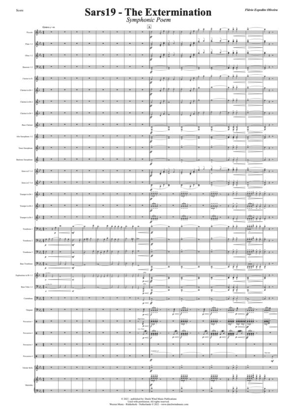 Sars19 Harmonieorkest