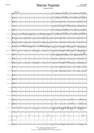 Marche Nuptiale Harmonieorkest